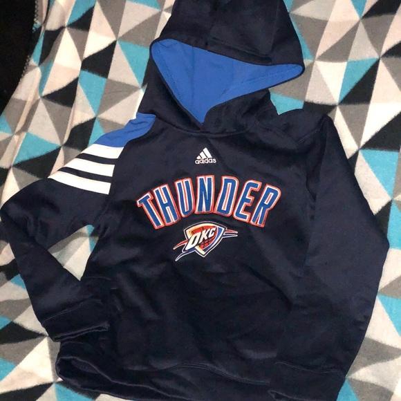 adidas thunder hoodie